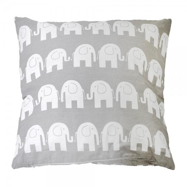Kissenbezug 50x50 cm Elefanten
