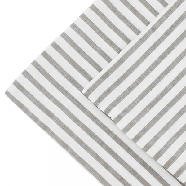 Kissenbezug 50x50 cm Streifen
