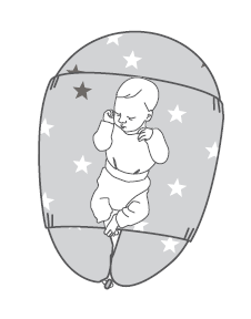 baby-lagerungsbezug