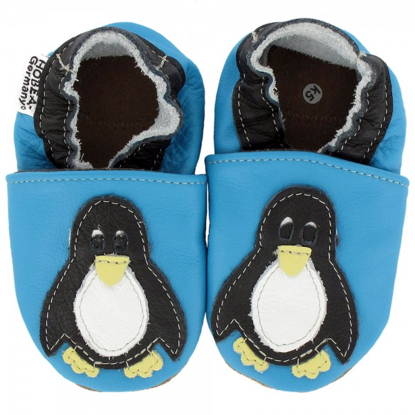 Kinderschuhe Pinguin